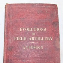Image of Book - Evolutions of field batteries of artillery, tr. from the French and arranged for the army and militia of the United States