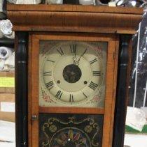 Image of Clock, Shelf