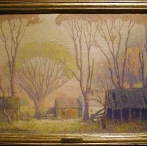 Image of Painting - Early Spring