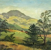 Image of Painting - Pastoral Patches