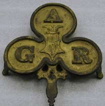 Image of Trivet - Grand Army of the Republic