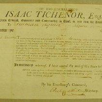 Image of Squier, Truman - Certificate - Vermont
