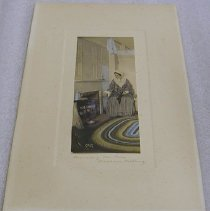 Image of Print, Photographic - Nursing the Fire