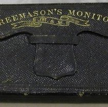 Image of Book - The Freemason's monitor : containing the degrees of Freemasonry, embraced in the lodge, chapter, council, and commandery ... together with tactics and drill of masonic knighthood...