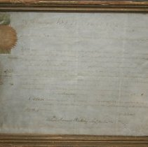 Image of Supreme Court of Vermont Commissions - Tichenor, Isaac