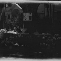 Image of Negative, Sheet Film