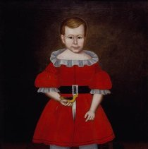 Image of Painting - Portrait of  Luman Preston Norton