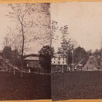 Image of Stereograph - Catamount Tavern