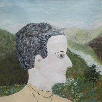 Image of Painting - Self Portrait