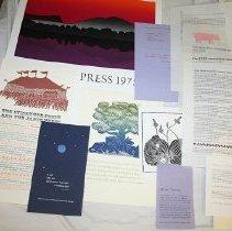 Image of Janus Press Documents - Janus Press