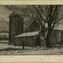 Image of Engraving - Winter Shadows