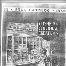 Image of H.T. Cushman Manufacturing Company Catalog 1935 (photocopy) - H.T. Cushman Manufacturing Company