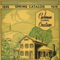 Image of H.T. Cushman Manufacturing Company Catalog, 1939 - H.T. Cushman Manufacturing Company
