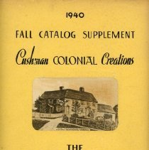 Image of H.T. Cushman Manufacturing Company Catalog, 1940 - H.T. Cushman Manufacturing Company