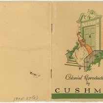 Image of Colonial Reproductions by Cushman - H.T. Cushman Manufacturing Company