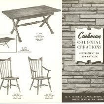 Image of H.T. Cushman Manufacturing Company Catalog Supplement, 1959 - H.T. Cushman Manufacturing Company