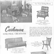 Image of H.T. Cushman Manufacturing Company Catalog/Brochure, ca. 1957 - H.T. Cushman Manufacturing Company