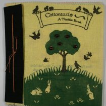 Image of Book - Cottontails : a tactile book