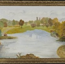 Image of Painting - Gypsy Hill Park, Staunton, VA