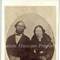 Image of Man and Woman - Unidentified