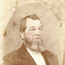 Image of Middle aged gentleman, full face beard, unidentified