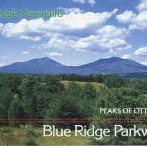 Image of Peaks of Otter - Picture Postcard