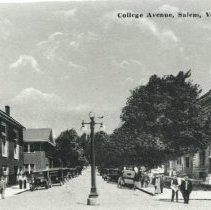 Image of College Avenue, Salem, VA
