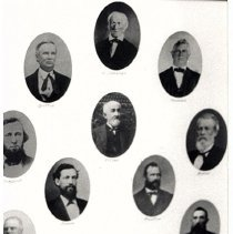 Image of Group of Sheriffs