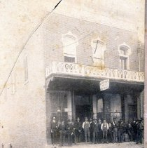 Image of Photo of Oakey Building - Photograph