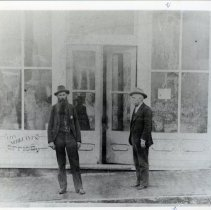 Image of Salem Post Office @1917 - Photograph
