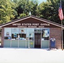 Image of Buildings and Facilities: Post Office, Edenville - 2005.520.0228