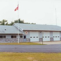 Image of Buildings and Facilities: Fire Department, Coleman - 2005.520.0235