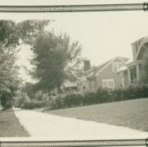 Image of Residence: West Park Drive - 2005.521.0599