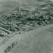 Image of Industrial and Manufacturing - Midland, The Dow Chemical Company,  Aerial Views