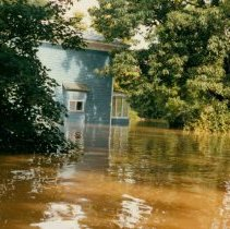 Image of Disasters - 1986 Flood--Fourth Ward