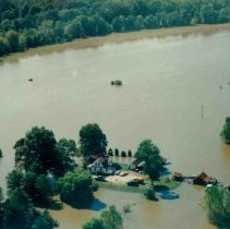 Image of Disasters - 1986 Flood--Farm Lands