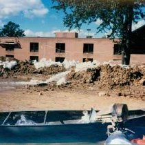 Image of Disasters - 1986 Flood--Midland Hospital