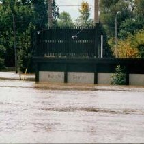 Image of Disasters - 1986 Flood--Brown Lumber Company