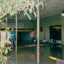 Image of Disasters - 1986 Flood--Midland Daily News