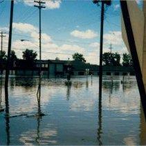 Image of Disasters - 1986 Flood--Brown Lumber