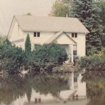 Image of Disasters - 1986 Flood--Atwell Drive