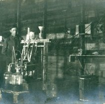 Image of Early Dow Chemical Co. Lab