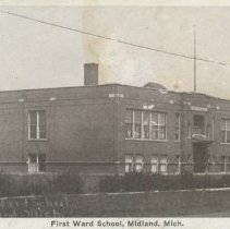 Image of First Ward School