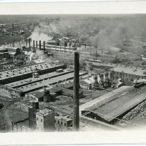 Image of Industrial and Manufacturing - Aerial View of Dow Chemical