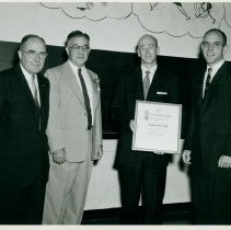 Image of Industrial and Manufacturing - Awards Ceremony, Dow Chemical