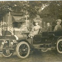 Image of Reinharts First Car