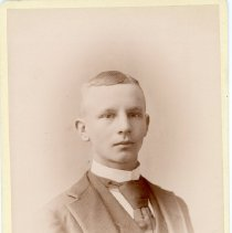 Image of Unknown Young Man