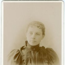 Image of Unknown Young Woman