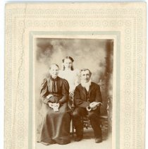 Image of Unknown Family
