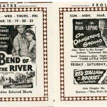 Image of Midland Theaters Handbill